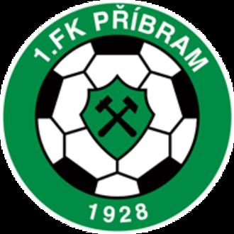 1. FK Příbram - Image: 1. FK Příbram