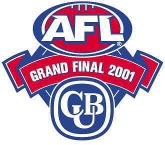 2001 AFL Grand Final - Image: 2001 AFL Grand Final logo