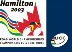 2003 UCI Road World Championships logo.png