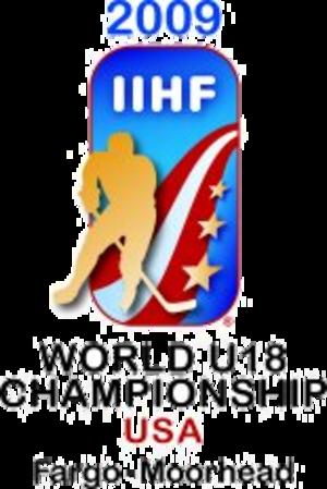 2009 IIHF World U18 Championships - Image: 2009 IIHF World U18 Championships