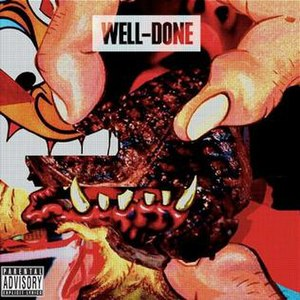 Well-Done (album) - Image: 20111014 WELLDONE