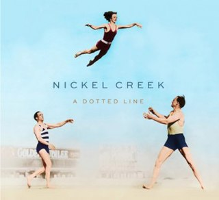 <i>A Dotted Line</i> 2014 studio album by Nickel Creek