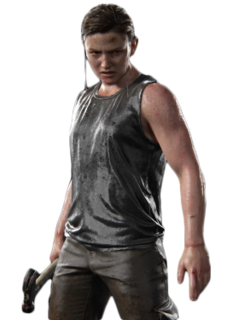 Abby (<i>The Last of Us</i>) Video game character