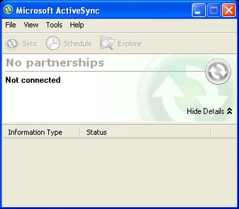 ActiveSync - Howling Pixel