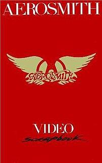 <i>Aerosmith Video Scrapbook</i> 1987 video by Aerosmith