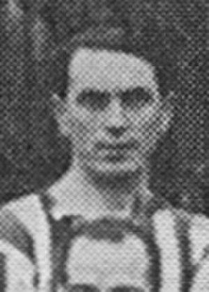 Albert Fletcher (footballer, born 1898) - Fletcher while with Brentford in 1927.