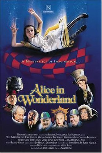 Alice in Wonderland (1999 film) - Image: Alice In Wonderland 1999