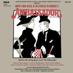 Ambassador (musical) - From cast album cover
