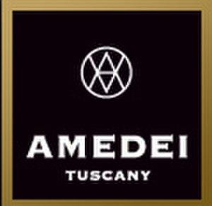 Amedei - Image: Amedei logo