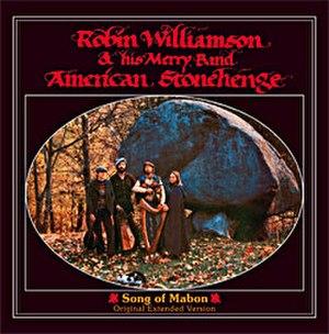 American Stonehenge (album) - Image: American stonehenge