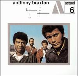 Anthony Braxton (album) - Image: Anthony Braxton (album)