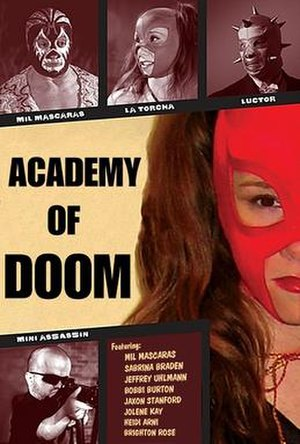 Academy of Doom - Official movie poster
