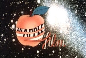 Apple Corps - The Apple Films logo, from the DVD release of Born to Boogie.
