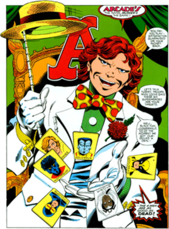 Arcade (Marvel Comics) - Image: Arcade (supervillain)