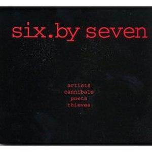 Artists Cannibals Poets Thieves - Image: Artistscannibalspoet s 6x 7