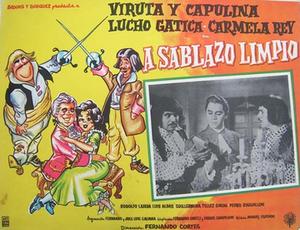 A sablazo limpio - Image: Asablazolimpio