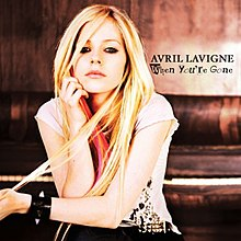 Avril Lavigne — When You're Gone (studio acapella)
