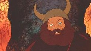 Boromir - Boromir in Ralph Bakshi's animated version of The Lord of the Rings.