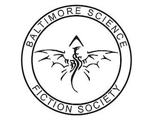 Baltimore Science Fiction Society - BSFS logo