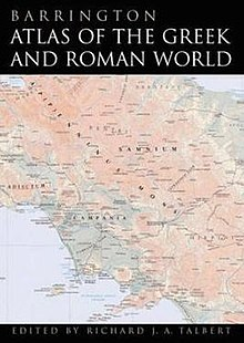 Barrington atlas of the greek and roman world wikipedia barrington atlas of the greek and roman world gumiabroncs Gallery