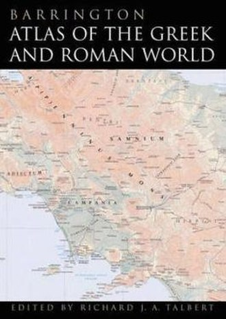 Barrington Atlas of the Greek and Roman World - Barrington Atlas of the Greek and Roman World