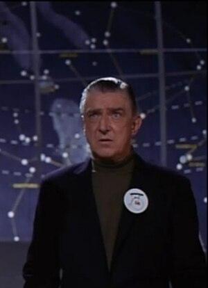 Basil Dignam - in The Prisoner: Checkmate (1967)