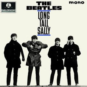 Long Tall Sally (EP) - Image: Beatles Long Tall Sally EP