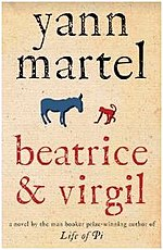 Beatrice and Virgil by Yann Martel.JPG