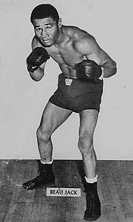 Beau Jack American boxer