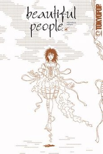 Beautiful People (manga) - The English-language cover as released by Tokyopop in North America on February 7, 2006. Art by Mitsukazu Mihara.