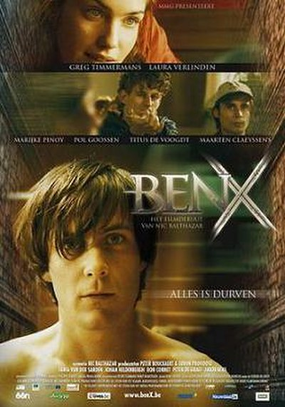 Picture of a movie: Ben X