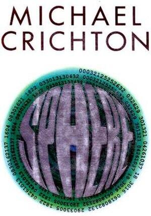 Sphere (novel) - Image: Big sphere