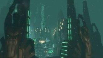 BioShock - Image: Bioshock rapture