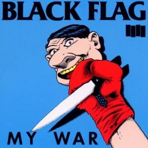 My War - Image: Black Flag My War cover