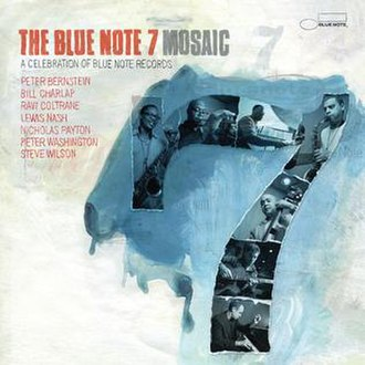 Mosaic: A Celebration of Blue Note Records - Image: Blue Note 7Mosaic
