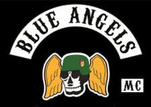 Blue Angels Motorcycle Club - Image: Blue Angels MC logo