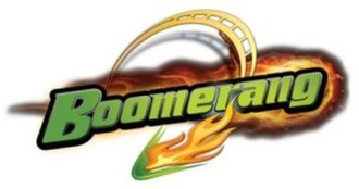 Boomerang (Six Flags St. Louis) - Image: Boomerang (Six Flags St. Louis) logo
