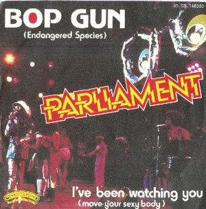 Bop Gun (Endangered Species) - Image: Bopgunfunk