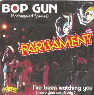 Bop Gun (Endangered Species) - Image: Bopgunfunk