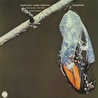 Transition (Buddy Rich Lionel Hampton album) - Image: Buddy Rich Transition LP320