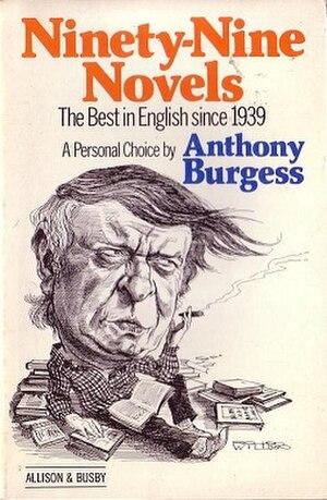 Ninety-nine Novels - Image: Burgess 99a