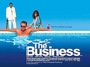 The Business (film) - Film poster