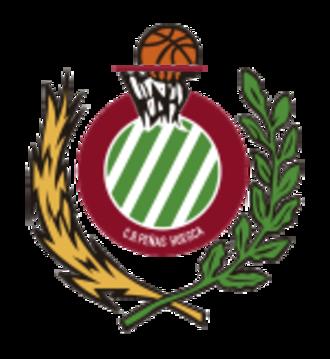 CB Peñas Huesca - Image: CB Peñas Huesca
