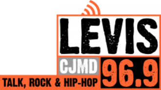 CJMD-FM - Image: CJMD Levis 96.9 logo
