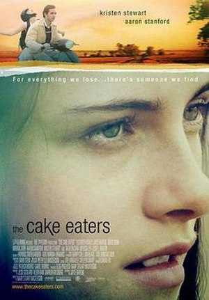 The Cake Eaters - Theatrical film poster
