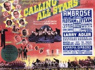 <i>Calling All Stars</i>