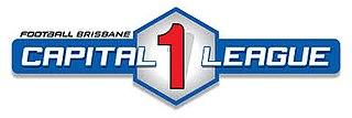 Football Brisbane Capital League 1 Football league
