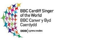 BBC Cardiff Singer of the World competition - Former logo used from 2007 to 2015.