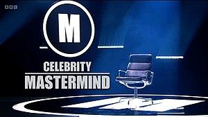 Celebrity Mastermind - Image: Celebritymastermind
