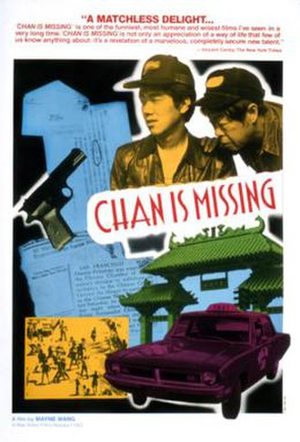 Chan Is Missing - Film poster